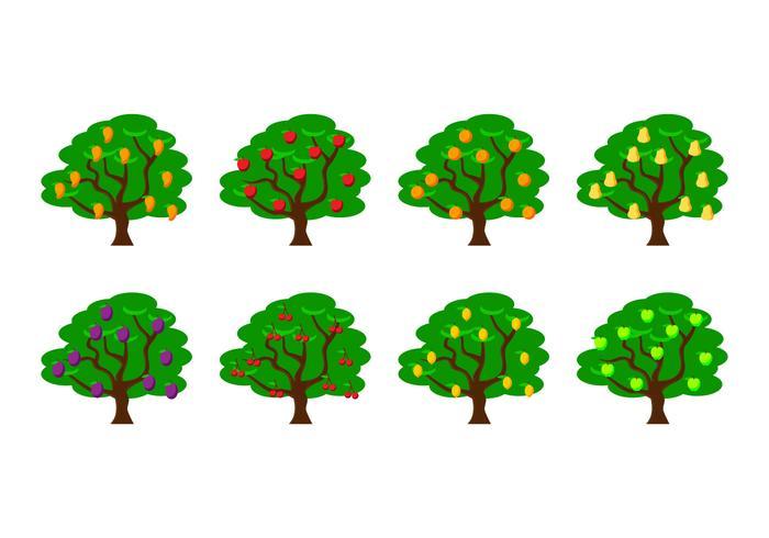 700x490 Apple Tree Free Vector Art