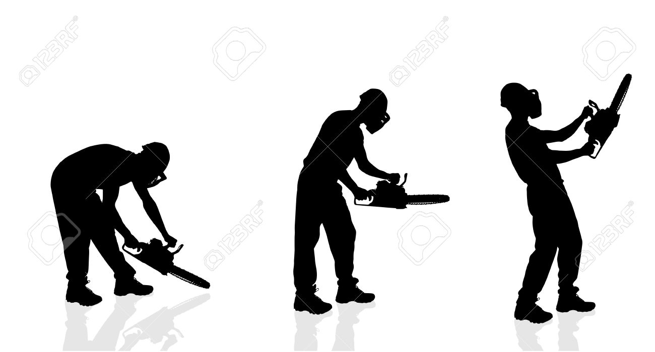1300x700 Chainsaw Clipart Silhouette Many Interesting Cliparts