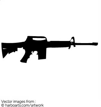 335x355 Download Ar 15 Weapon