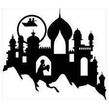 225x225 Arabian Themed Nursery. I Like Silhouette Of Magic Carpet