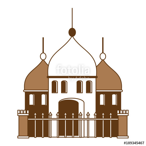 500x500 Arabian Castle Design Stock Image And Royalty Free Vector Files