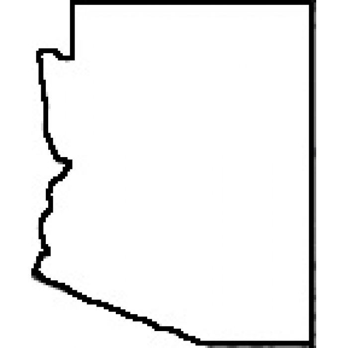 Arizona Silhouette