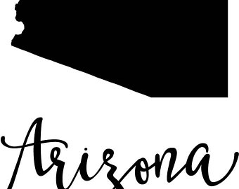 340x270 Arizona State Svg Etsy