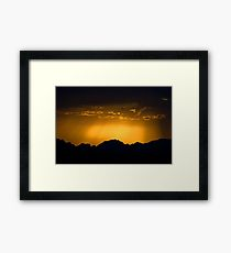 210x230 Arizona Silhouette Wall Art Redbubble