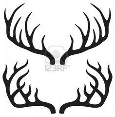 236x239 Deer Head Silhouette Printables