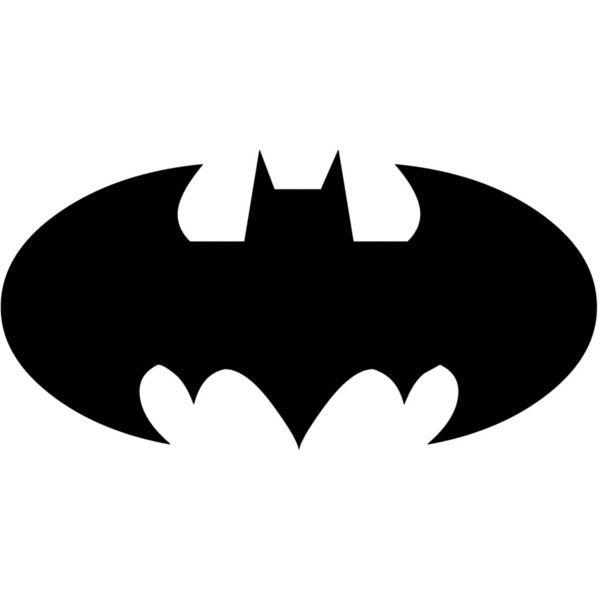 600x600 Batman Symbol Liked On Polyvore Featuring Fillers, Batman