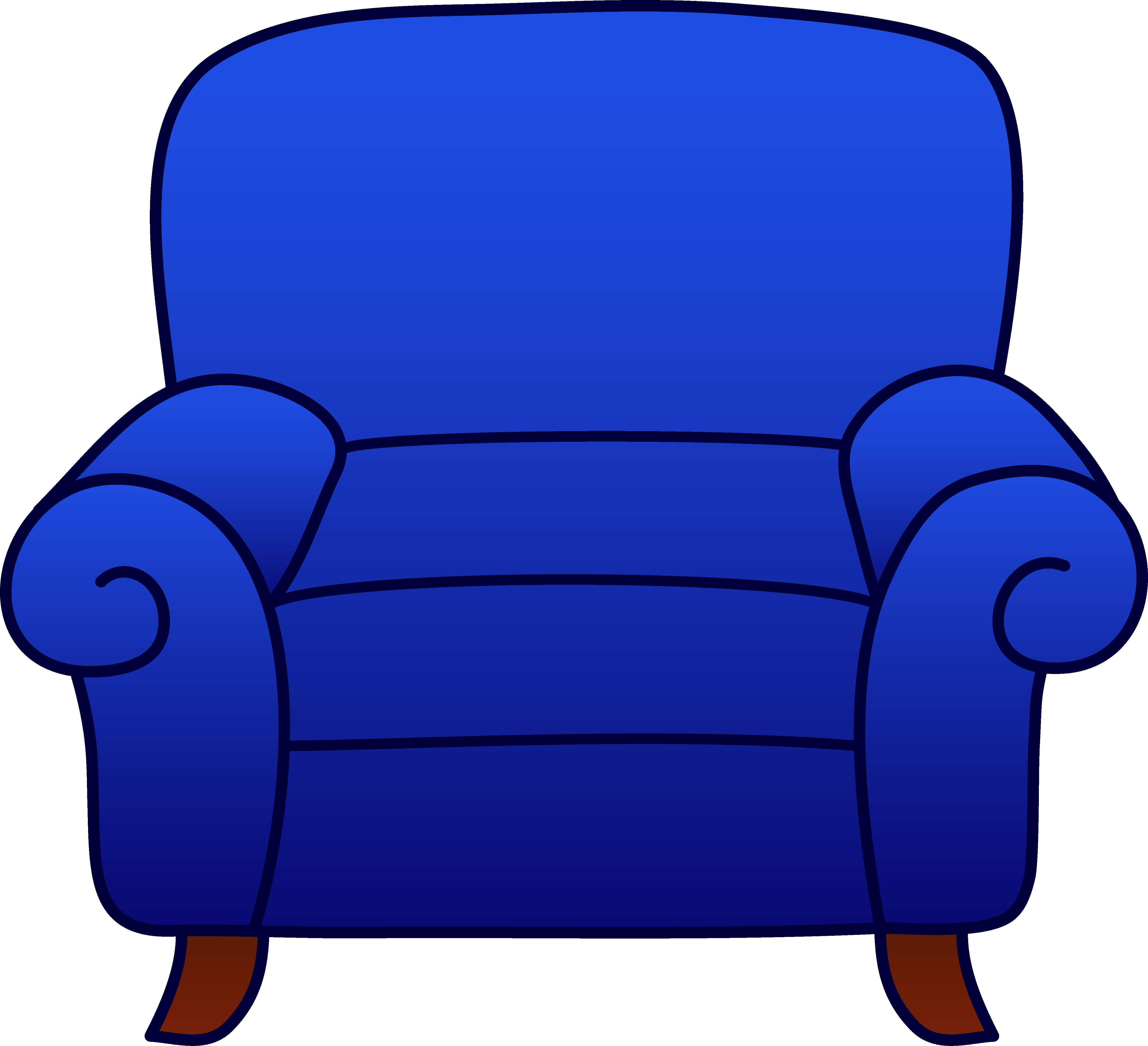 Armchair Silhouette At Getdrawings Com Free For Personal