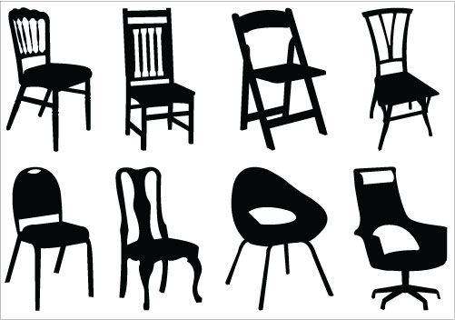 Armchair Silhouette at GetDrawings | Free download