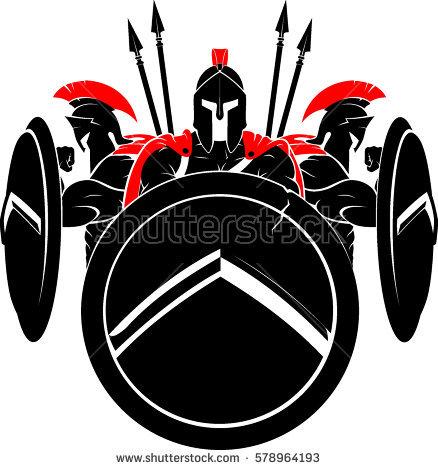 438x470 Spartan Army Illustration Bala Spartan Helmet