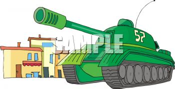 350x177 Military Tank Clipart