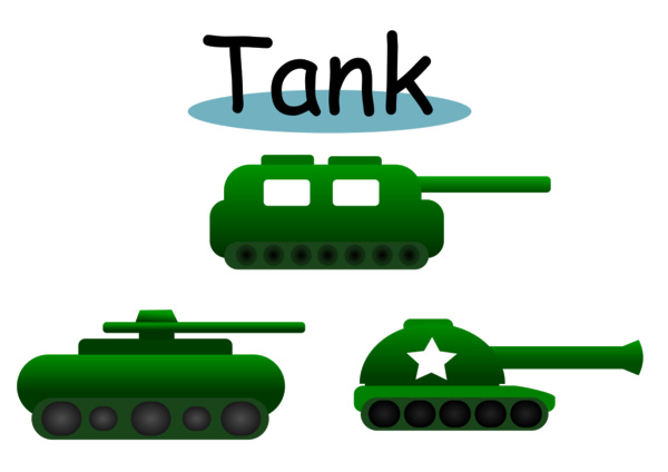 600x424 Tank Free Vector In Open Office Drawing Svg ( Svg ) Vector