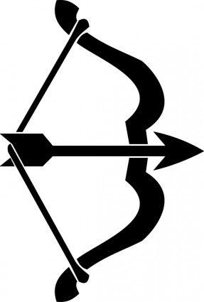287x425 Arrow Images Free Bow And Arrow Vector Clip Art