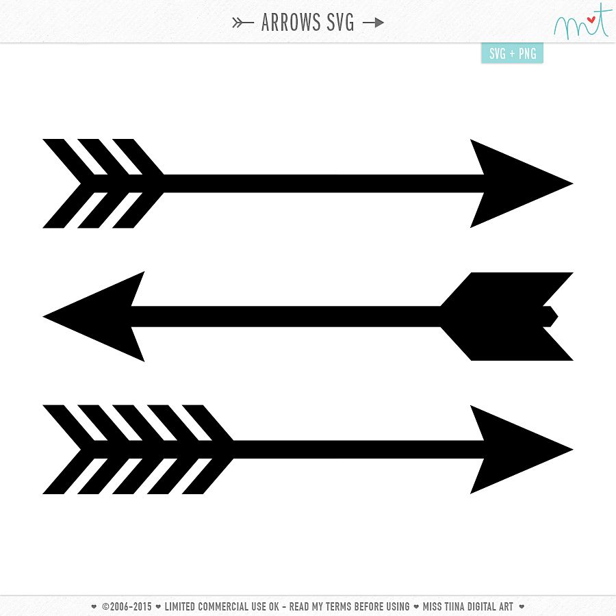 Arrow Silhouette Clip Art at GetDrawings | Free download
