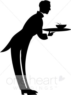 291x388 Clipart Butler Wedding Food Clipart Mb's Food