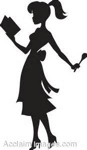 173x300 Maid Cook Vintage Silhouette