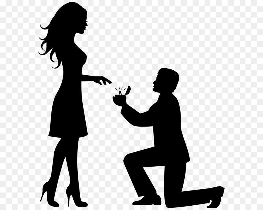 900x720 Romance Silhouette Couple Royalty Free