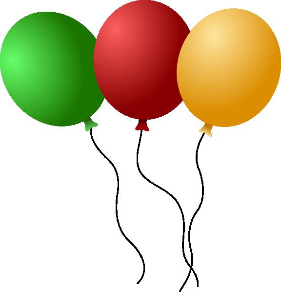576x598 Balloon Silhouette 5 Clipart