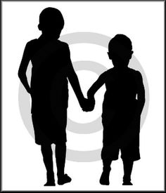 236x275 Free Silhouette Children Cliprt Image Cliprt Silhouette