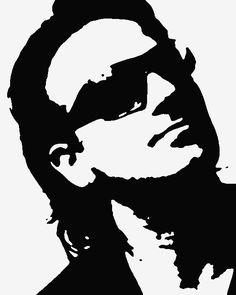 236x295 Elvis Silhouette Clip Art