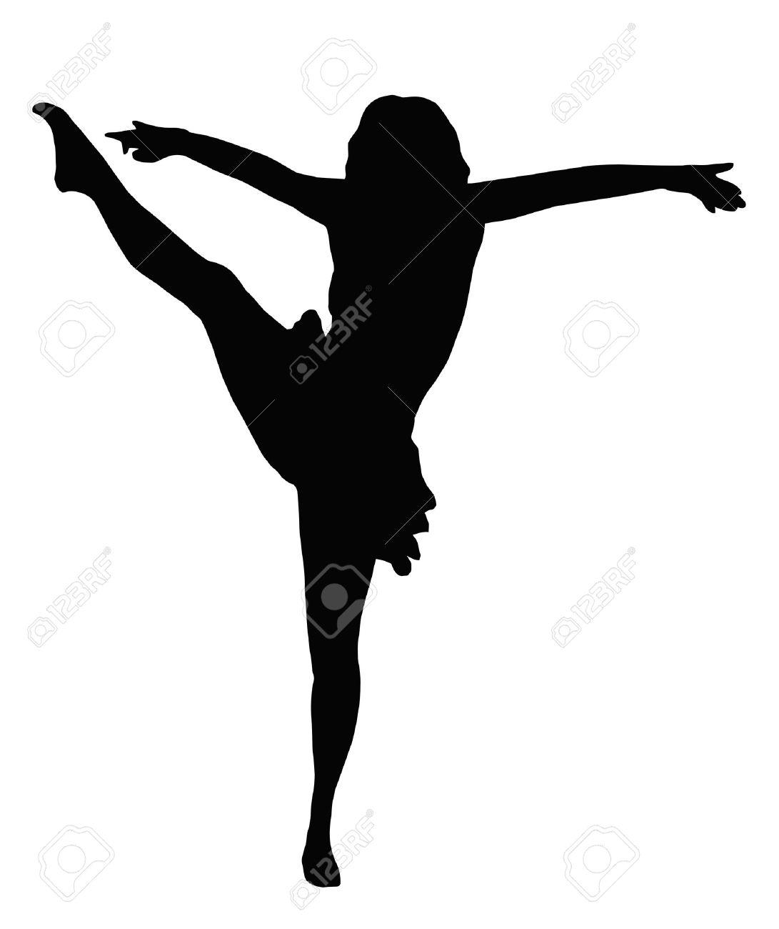 1091x1300 Clip Art Dancer Silhouette Clip Art