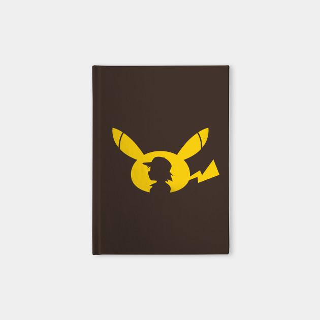 630x630 Pikachuash Silhouette