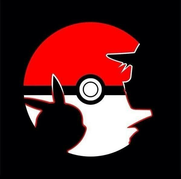 599x592 Pokemon Ash Silhouette