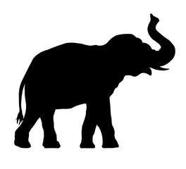 264x240 Elephant Silhouette Photos, Royalty Free Images, Graphics, Vectors