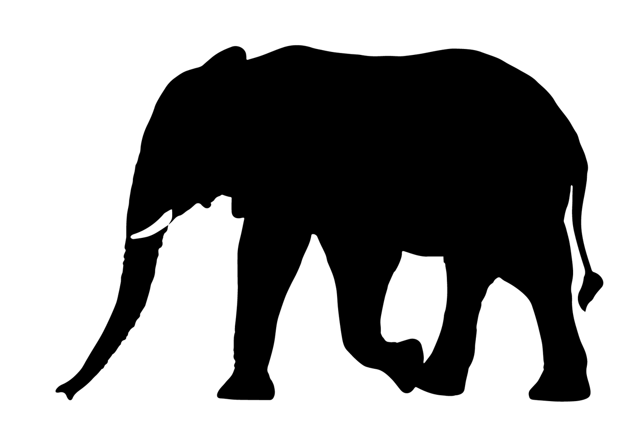 1280x883 Free Elephant Svg Cut Files Craftables