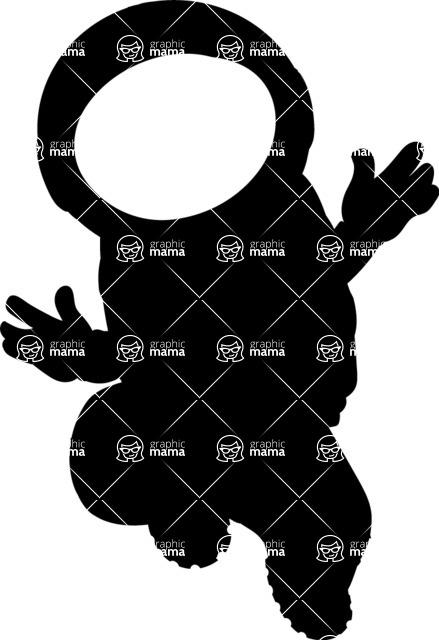 439x640 Astronaut Floating Graphicmama Graphicmama