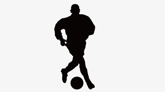 650x366 Basketball Player, Players Silhouette, Vector Athlete Silhouette