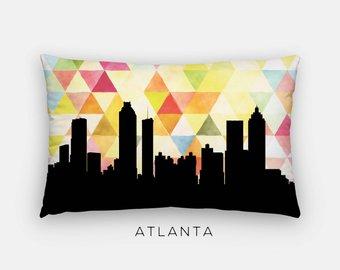 340x270 Atlanta Pillow Etsy