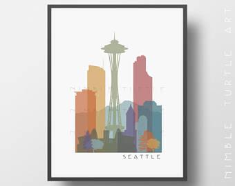 340x270 Philadelphia Skyline Silhouette Printable Skyline