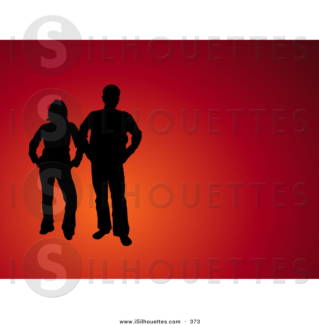 1024x1044 Silhouette Clipart Of A Black Silhouetted Teen Girl Standing By
