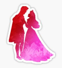 210x230 Princess Aurora Stickers Redbubble