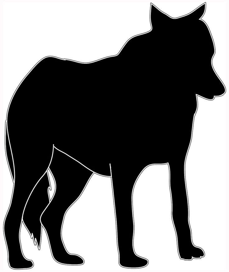 Australian Shepherd Silhouette Clip Art
