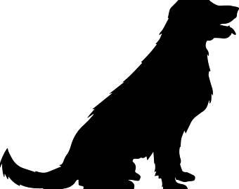 340x270 Dog Breed Clipart Etsy