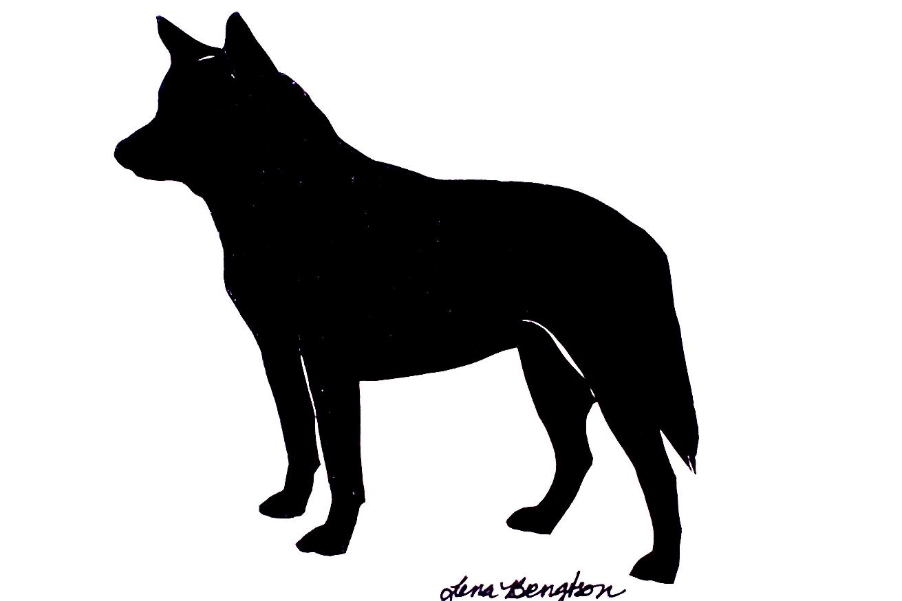 1311x874 Australian Cattle Dog Clipart