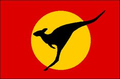 236x157 The Australian Aboriginal Flag Is A Flag That Represents