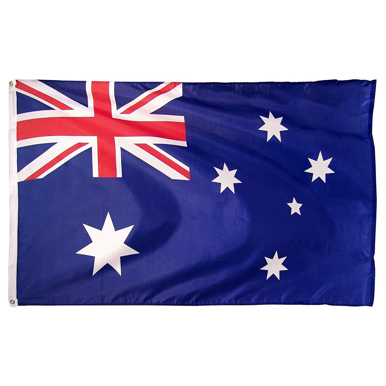1500x1500 Wonderful Colors Of The Australian Flag Vector Australia