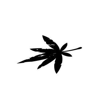 341x340 Free Silhouettes Maple, Icon