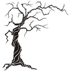 236x236 Tree Silhouettes Royalty Free Cliparts, Vectors, And Stock