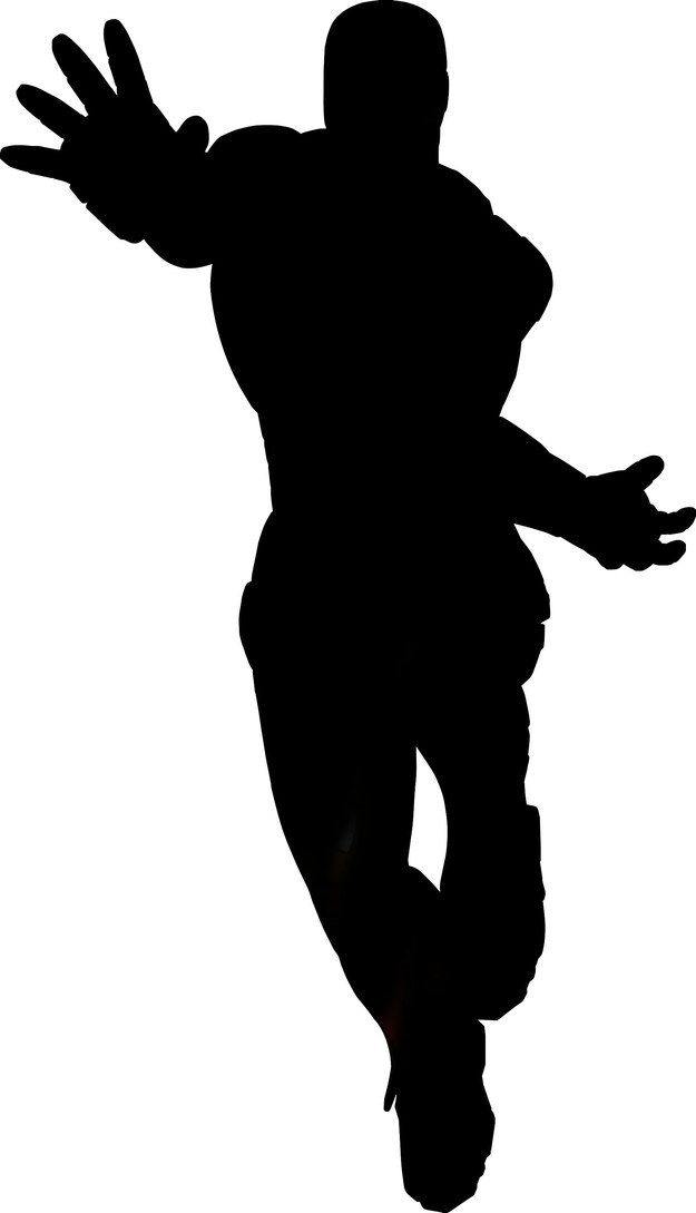 625x1089 Can You Guess The Avengers Character From The Silhouette