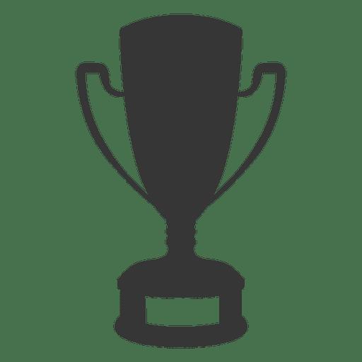 512x512 Trophy Silhouette