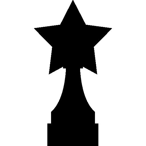 512x512 Shape, Shapes, Silhouette, Symbol, Awards, Symbolic, Trophy, Award