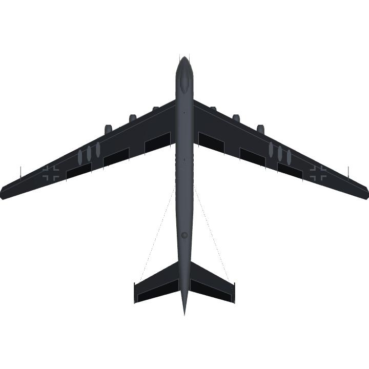 720x720 Simpleplanes Blohm Amp Voss P.189 C Amerika Bomber