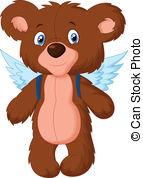 143x178 Baby Cupid Angel Wings Box With Wedding Ring Cartoon Vector