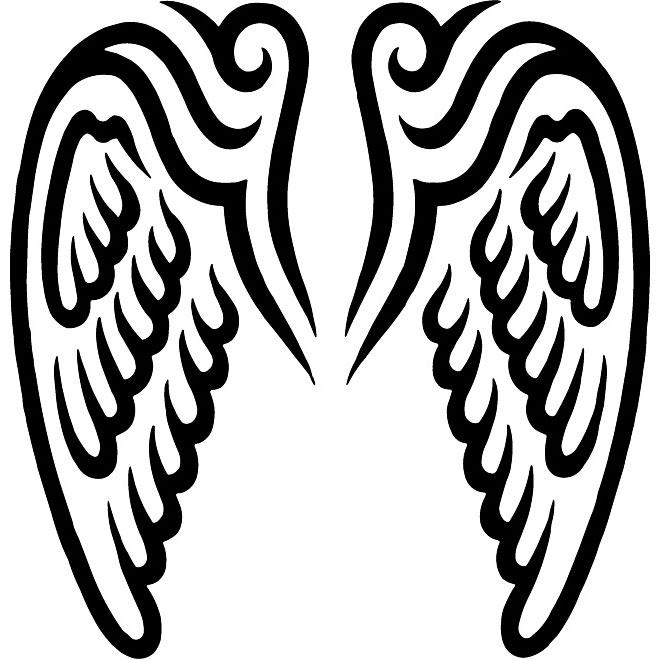 660x660 Wings Vector Design Graphics