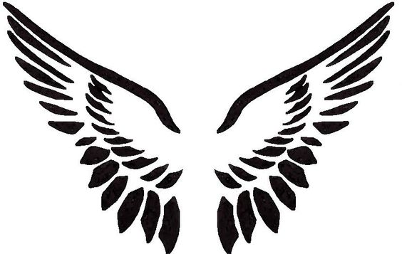 564x357 Wings Clipart Dark Angel Many Interesting Cliparts