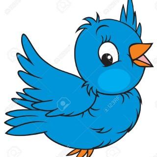 320x320 Tag For Cute Baby Bird Images Cute Cartoon Baby Bird Vector