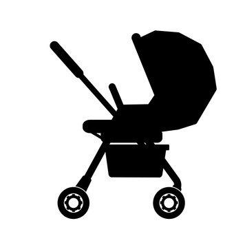 340x340 Free Silhouettes Baby, Mom, Icon